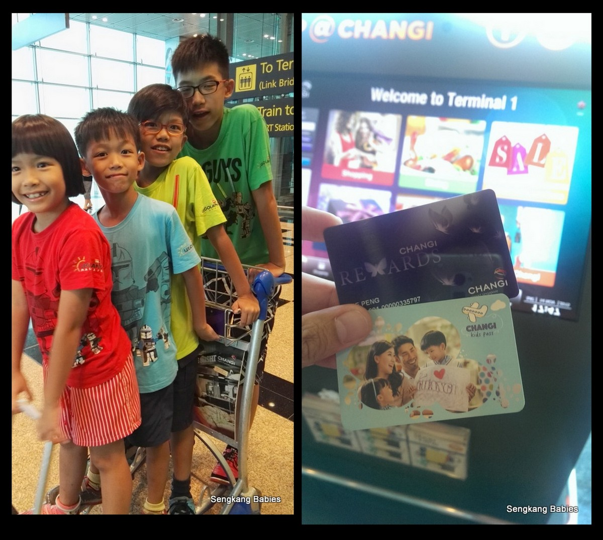 changi Airport rewards