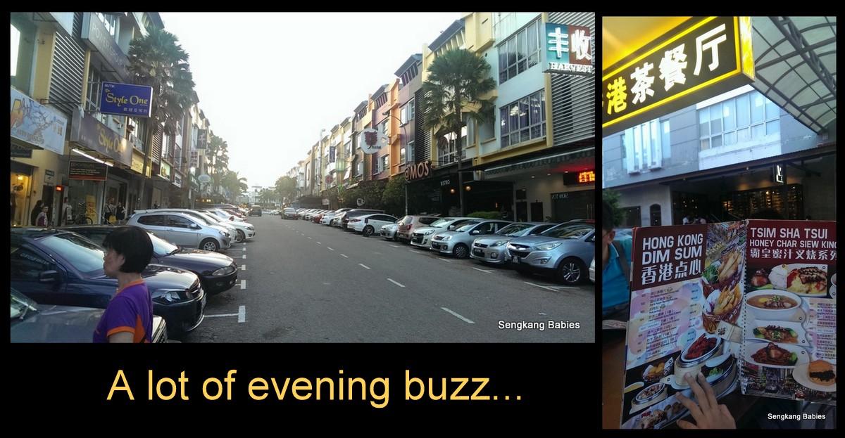 Sutera Mall