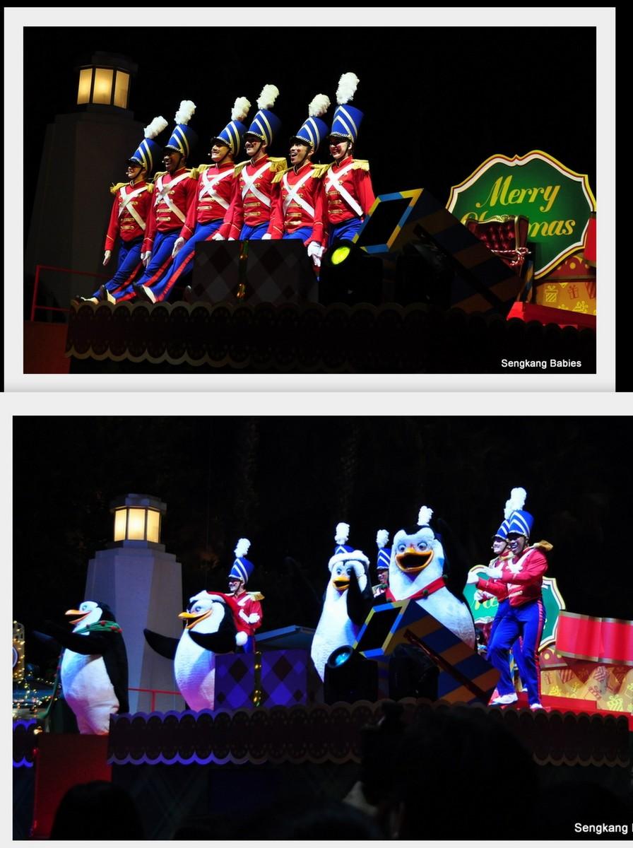 Universal Studios Christmas 201510