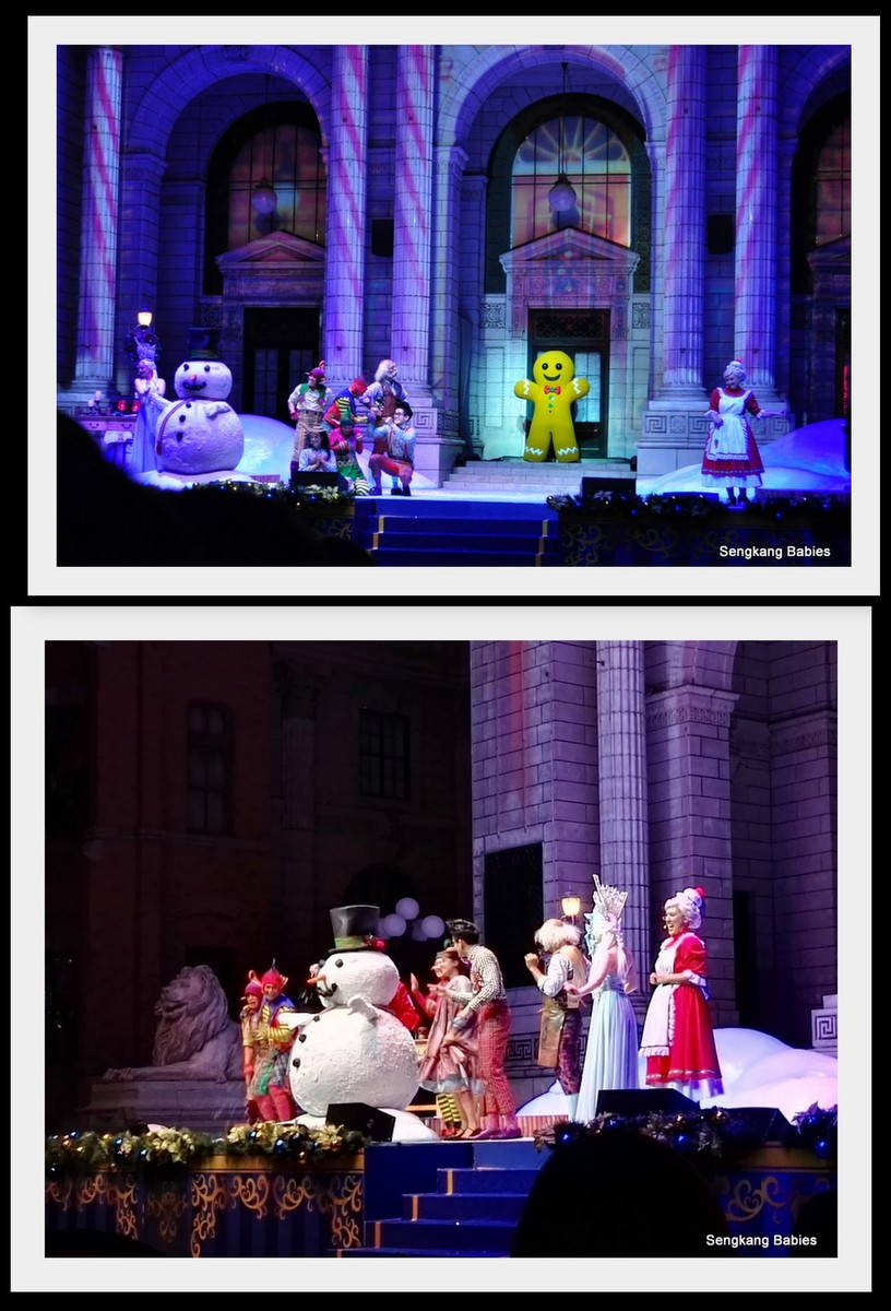 Universal Studios Christmas 20158