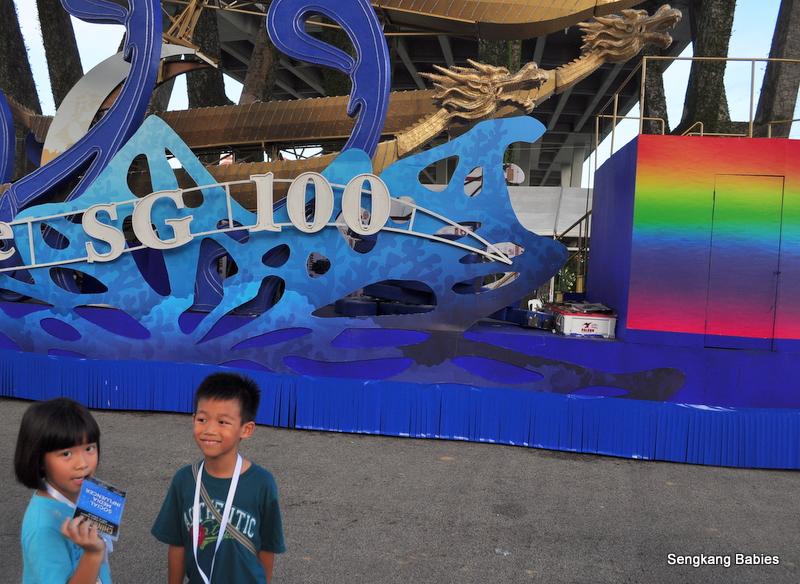 Chingay sg100