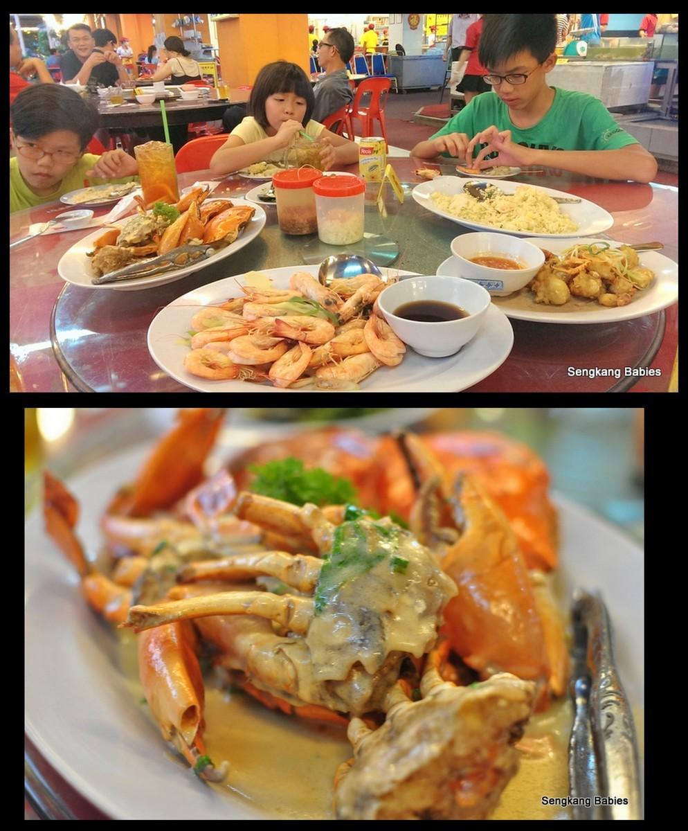 Sabah Street Food