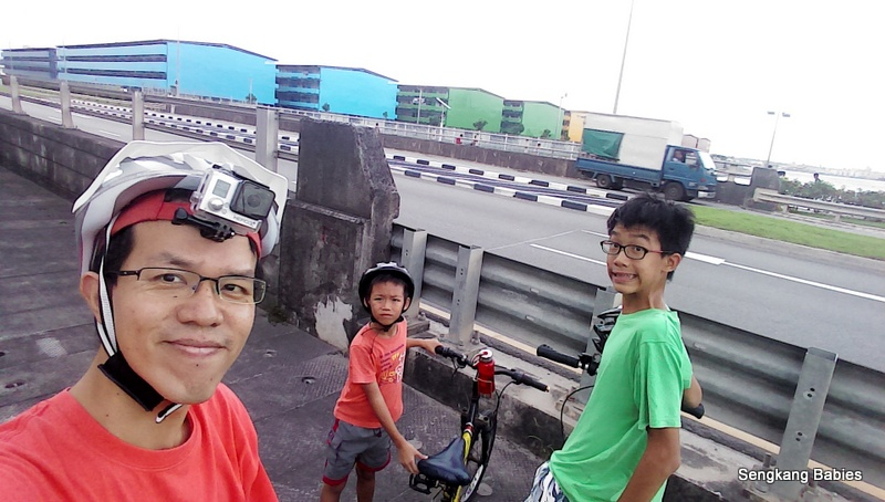 Cycling Seletar