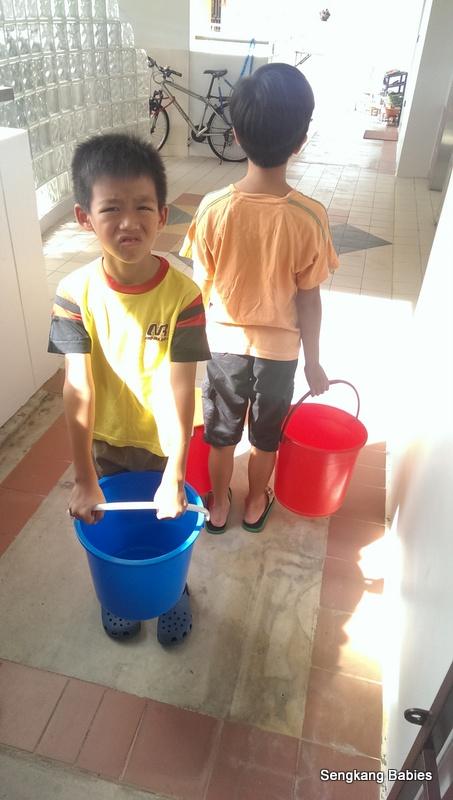 water rationing singapore