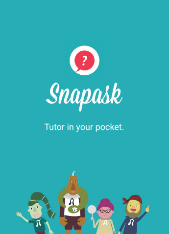 Need a tutor, try Snapask
