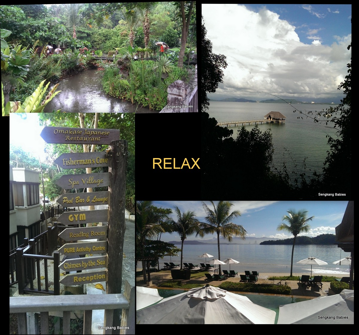 Day 6 Gaya Island Resort facilities11