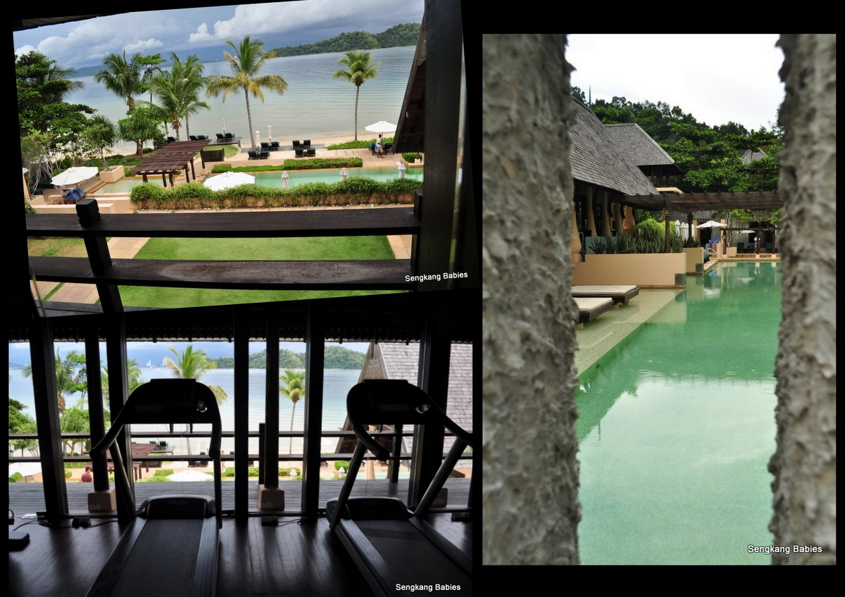 Day 6 Gaya Island Resort facilities6