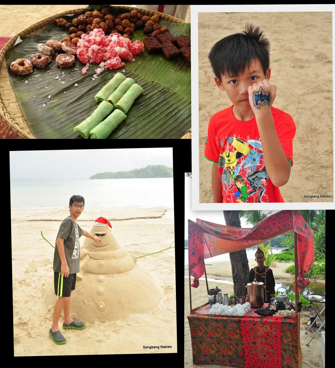 Day 7 Gaya Island Resort activities6