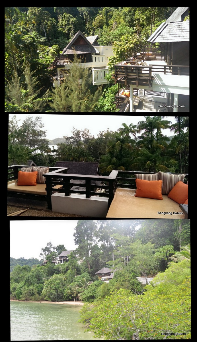 Gaya Island Resort for family