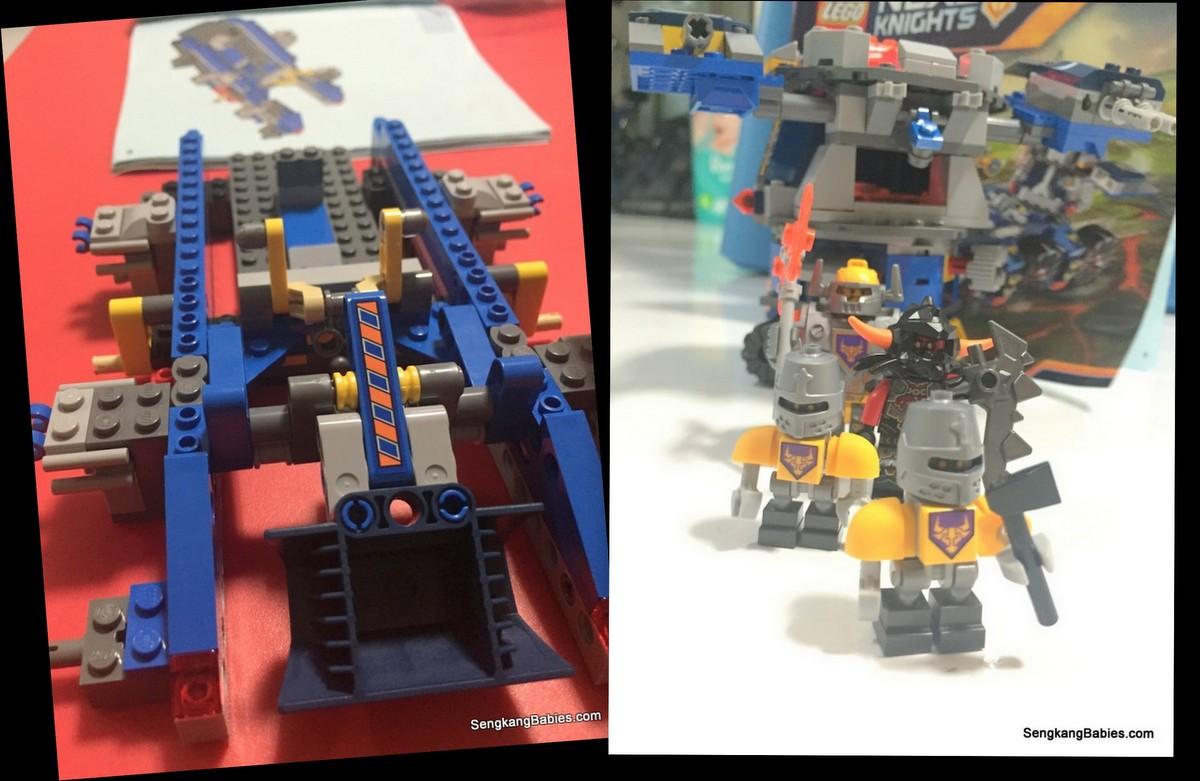 201606 Lego Nexo Knights