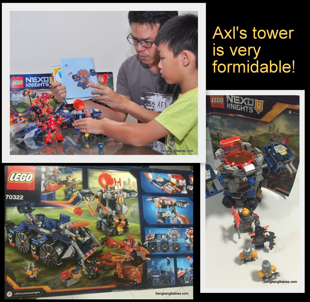 201606 Lego Nexo Knights1