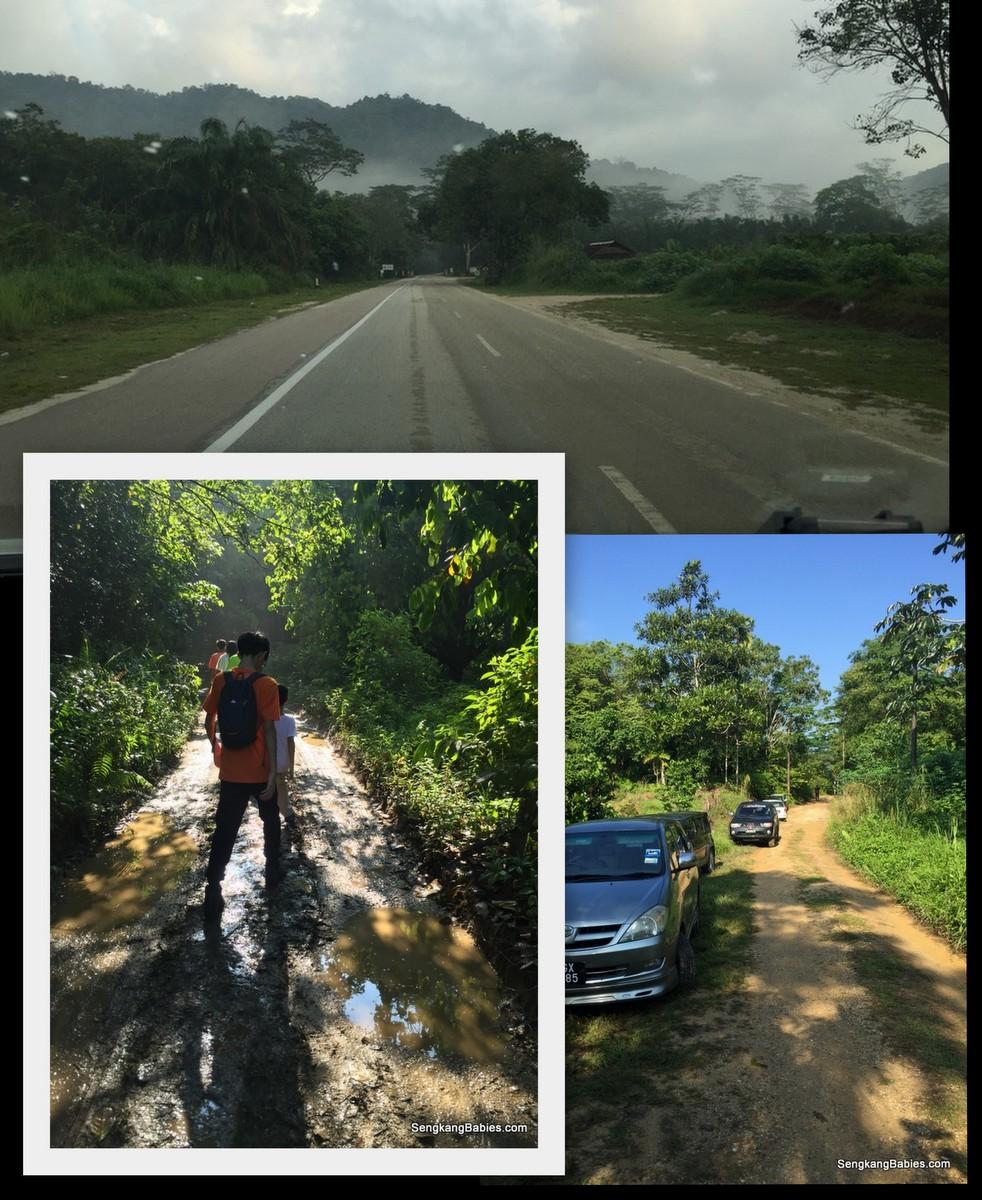 20160612 hike Gunung Panti2