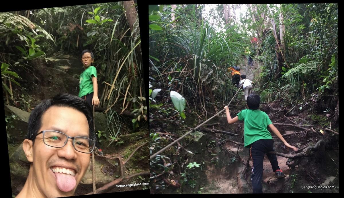 20160612 hike Gunung Panti9