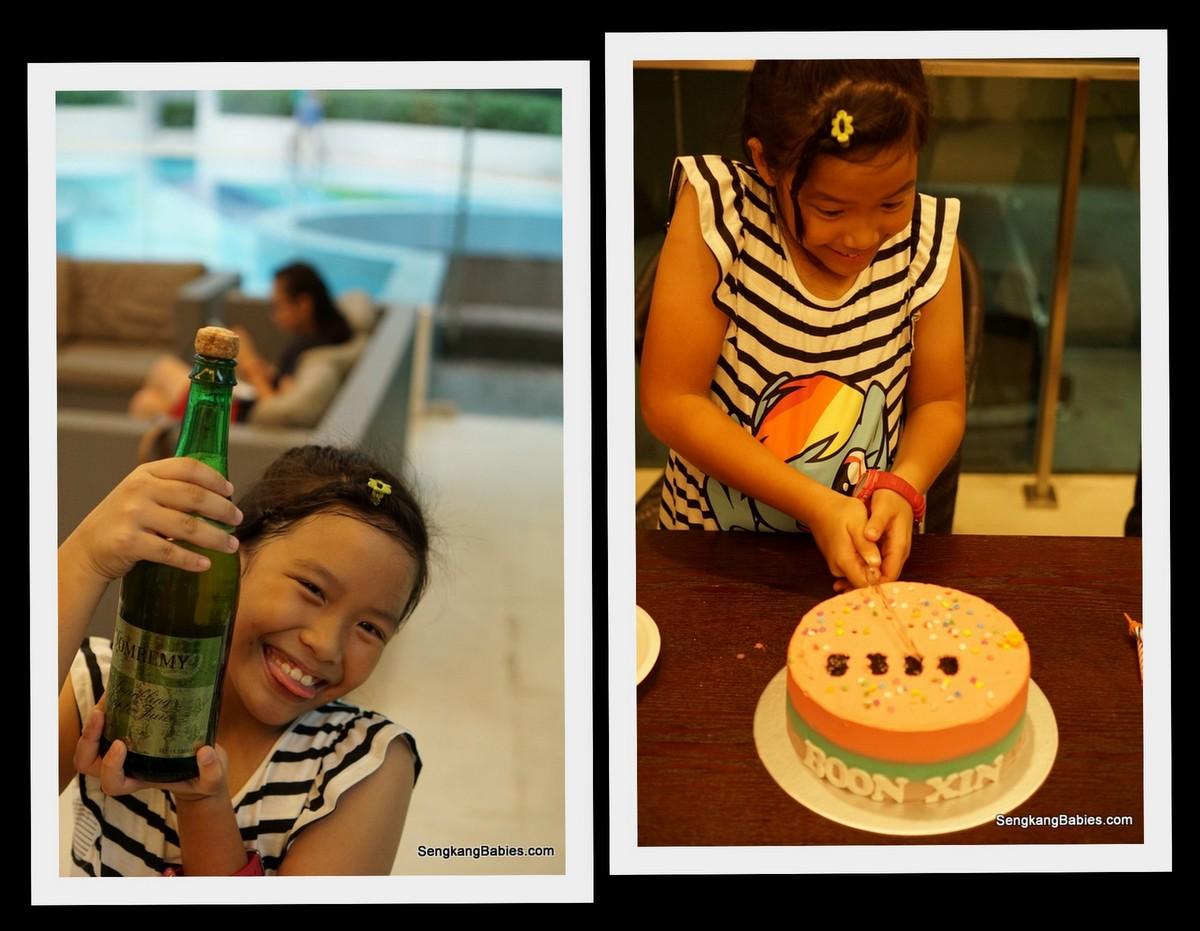 Boon Xin Birthday