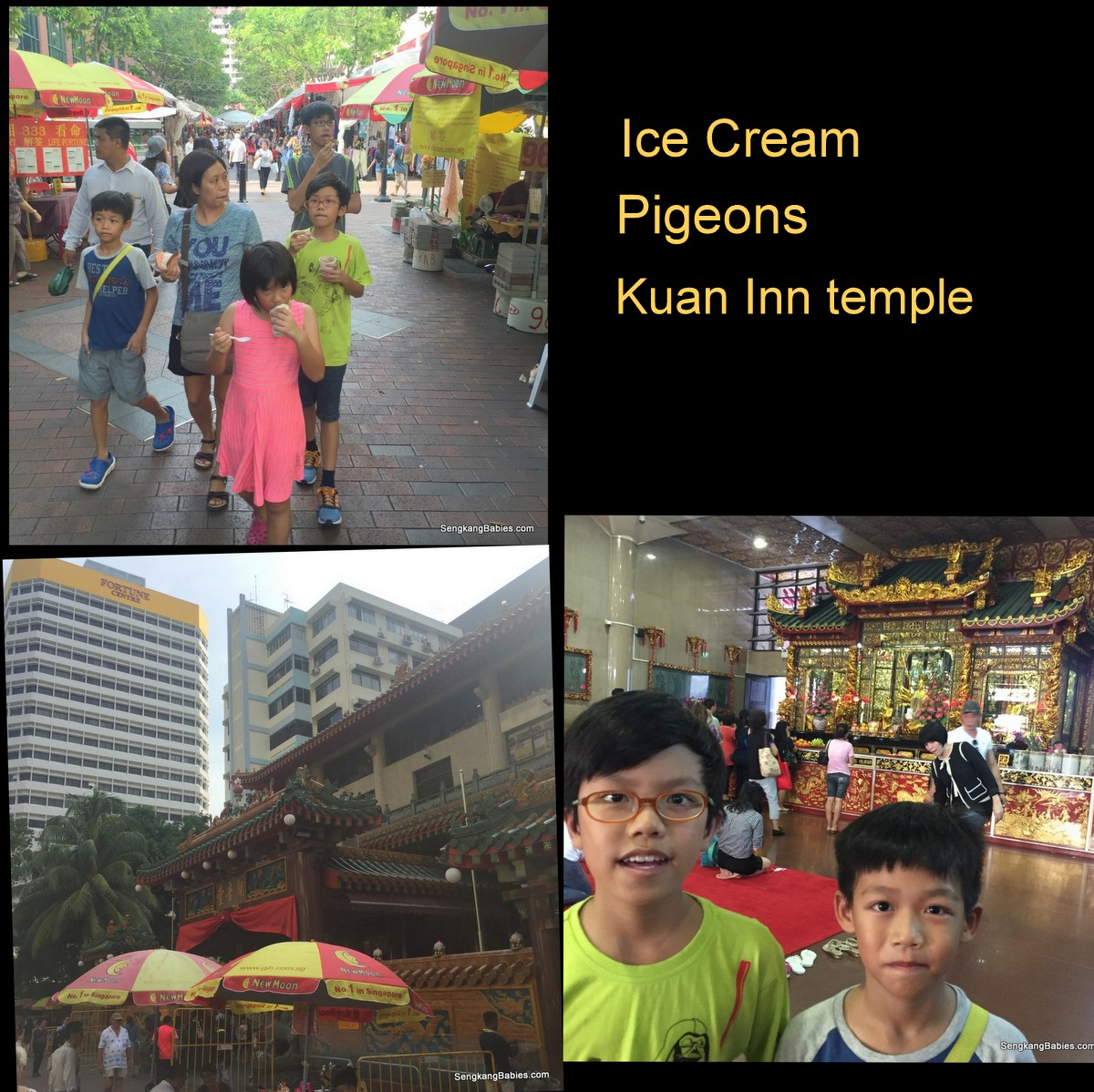 Rochor road temple