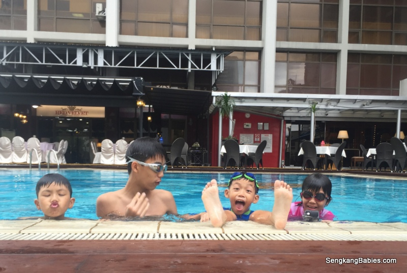 Village Hotel Bugis Staycation