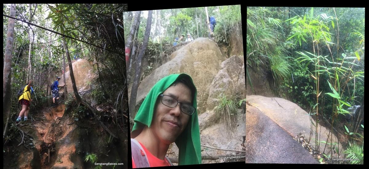 Gunung Belumut experience