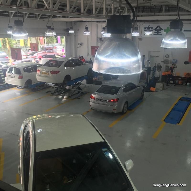 Autobacs Bukit Batok reopening