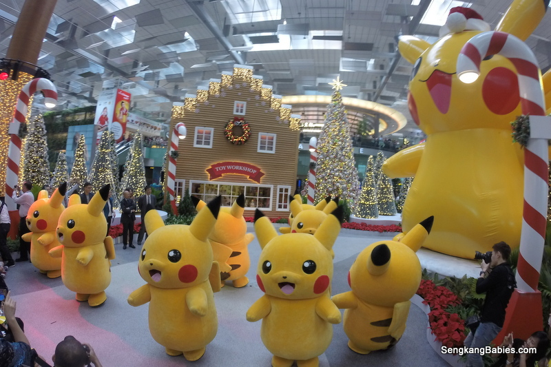 Pika Pika Changi Airport