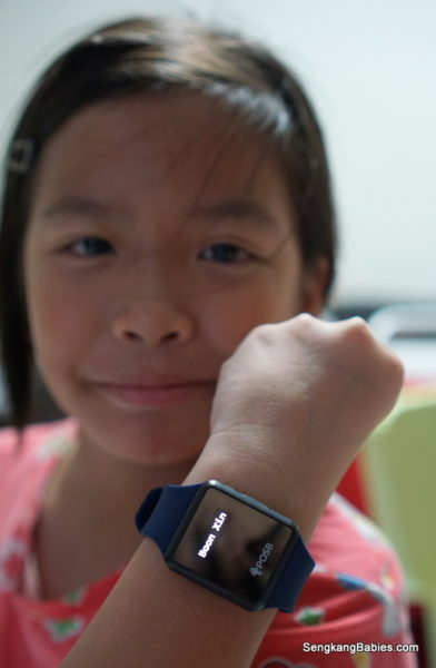 With POSB Smart Buddy watch, kids can leave their wallet at home