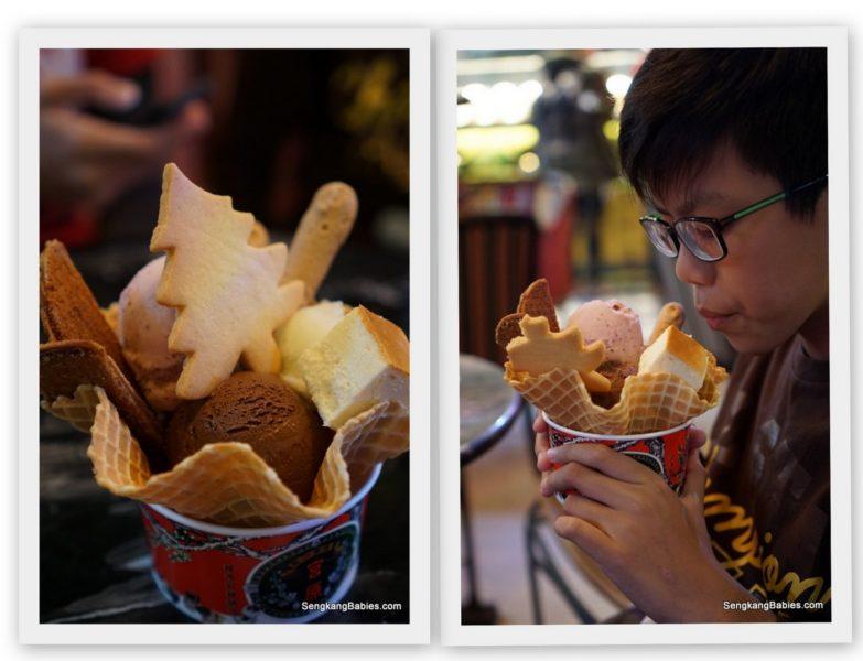 Taichung food