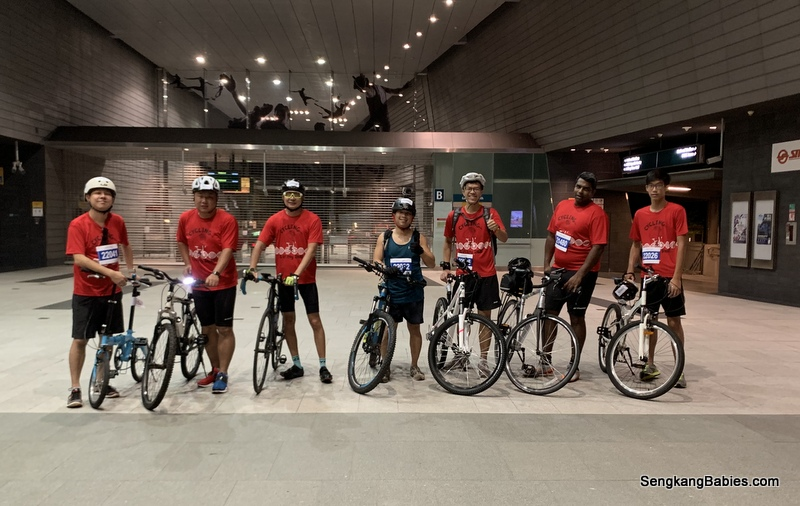 2019 OCBC Cycle Straits Times Ride