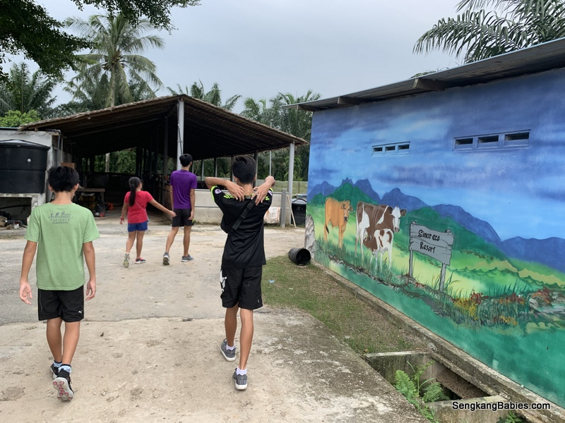 Johor Family friendly farms