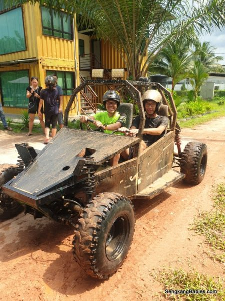 buggy rides johor
