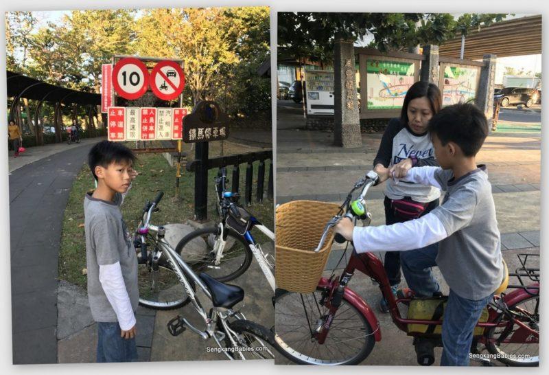 Taiwan electric bike rental