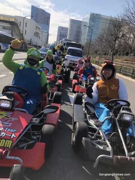 Maricar Tokyo Gokarts