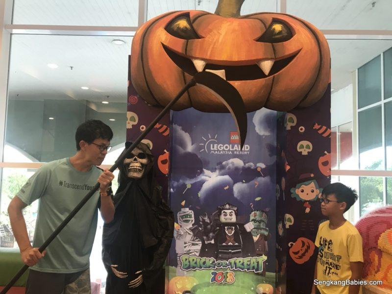 Halloween at Legoland Malaysia