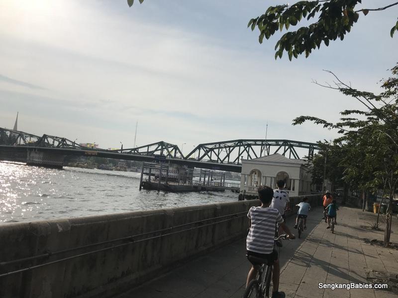 Bangkok Family Itinerary