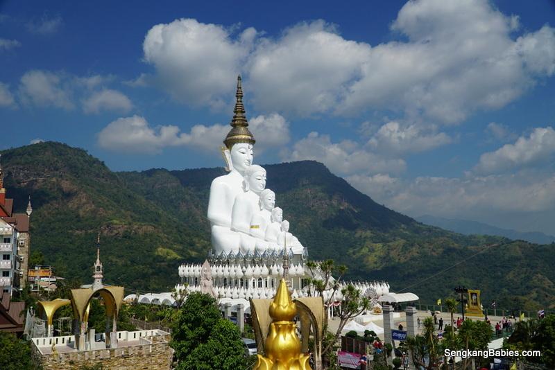 Khao Kho family itinerary