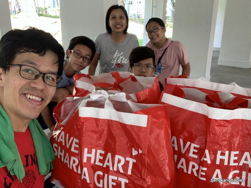 Boys' Brigade Share-a-Gift