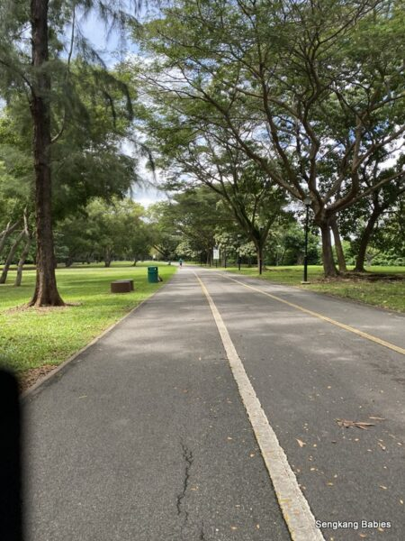 Cycle to East Coast Park