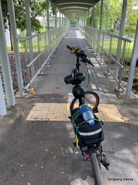 Cycle Sengkang to East Coast Park