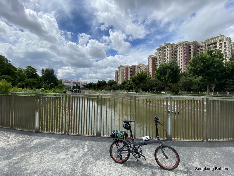 Cycling Park Connector Sengkang