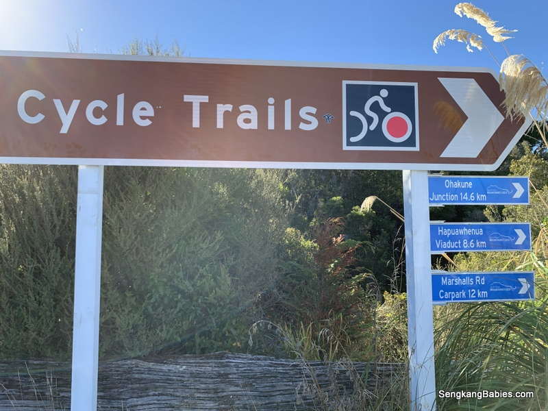 Cycling Trails NZ