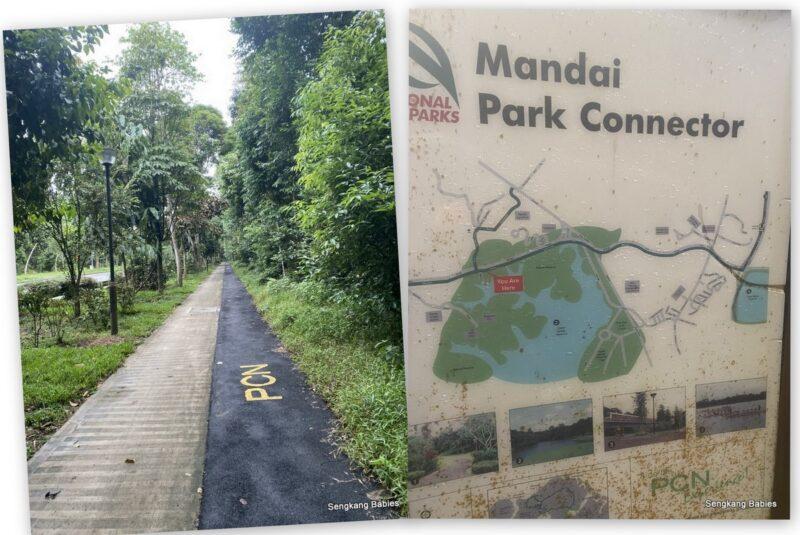 Mandai Park Connector