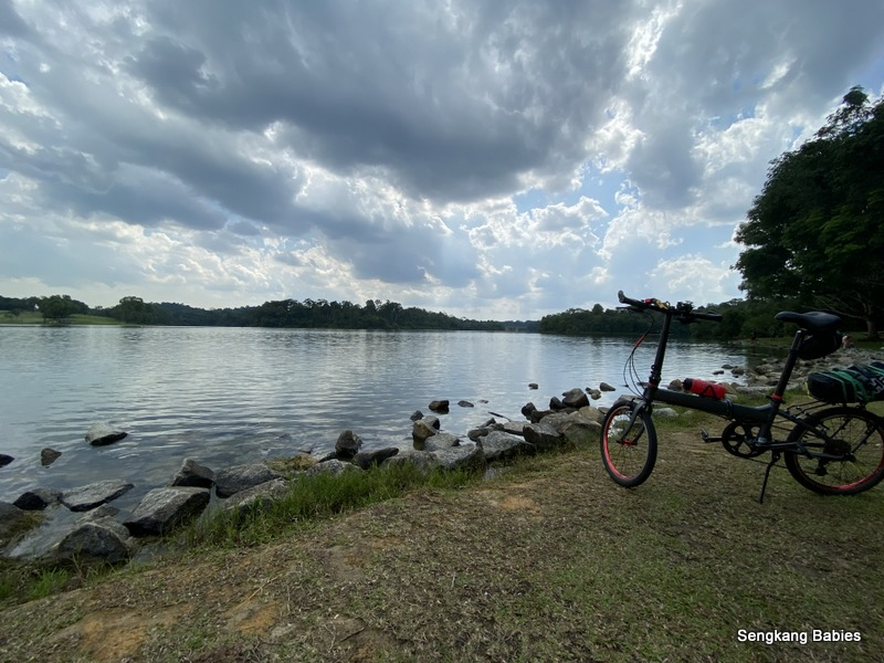 Cycling around the Reservoirs