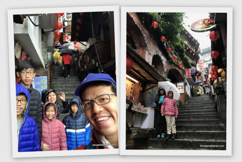Taiwan Day 7a – Jiufen attractions