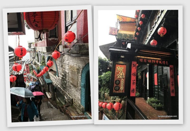 Jiufen attractions