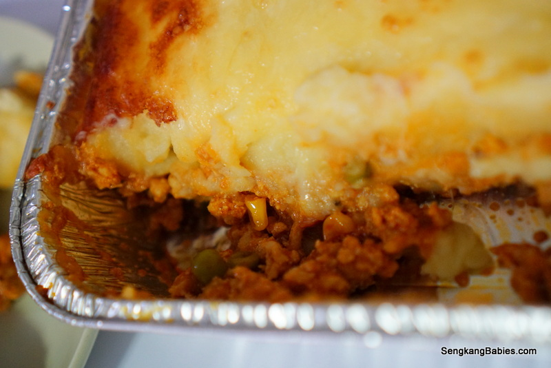 Shepherd's Pies for our parties