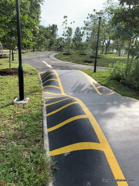 Nparks cyclist park