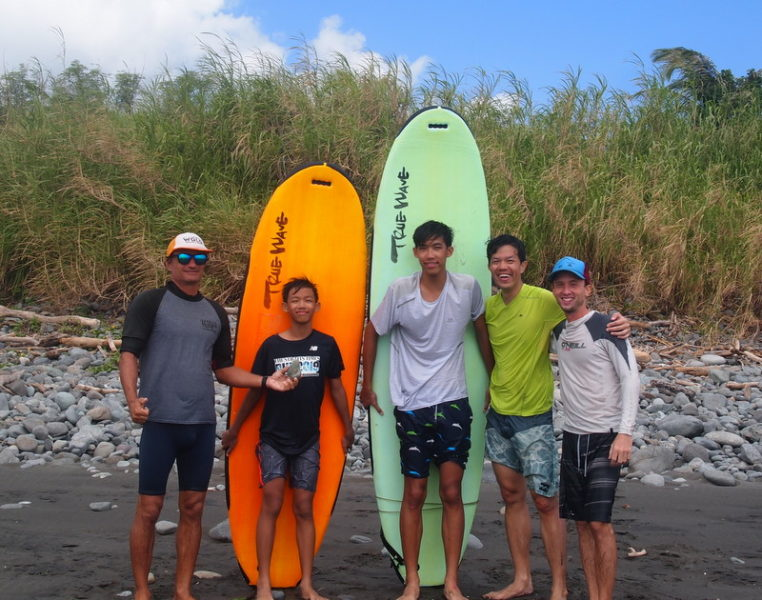 Day 4 – Taiwan Surfing at Dulan 都蘭