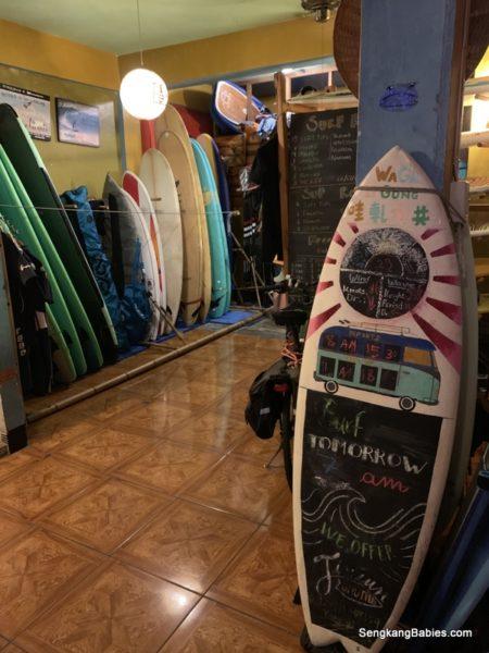 Dulan surf house