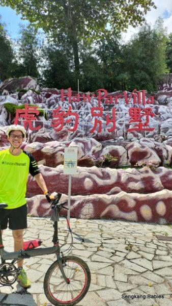 Singapore Round Island cycling